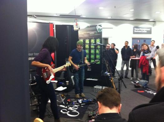 Bass show 6