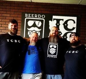 TCBC crew