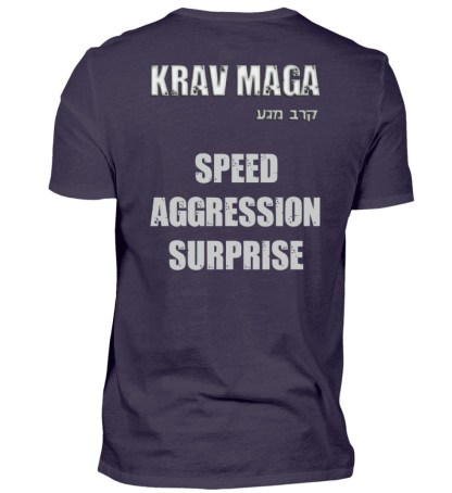 Speed Aggression Surprise - Herren Premiumshirt-2911