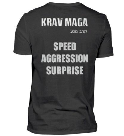 Speed Aggression Surprise - Herren Premiumshirt-16
