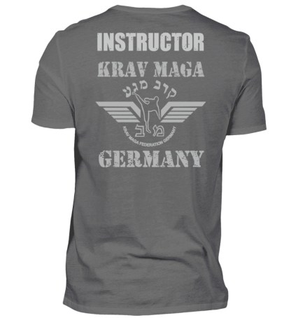 KMFG Instructor (Black Belt) - Herren Premiumshirt-627