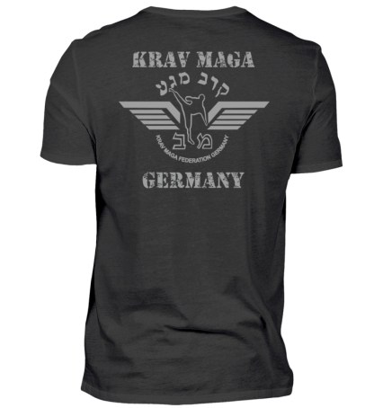 KMFG Trainings T-Shirt - Herren Shirt-16