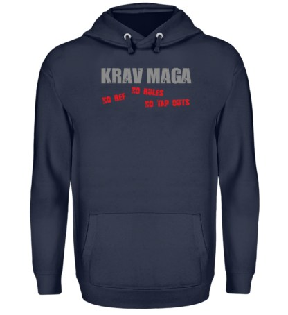 No Ref - No Rules - No Tap Outs - Unisex Kapuzenpullover Hoodie-1698