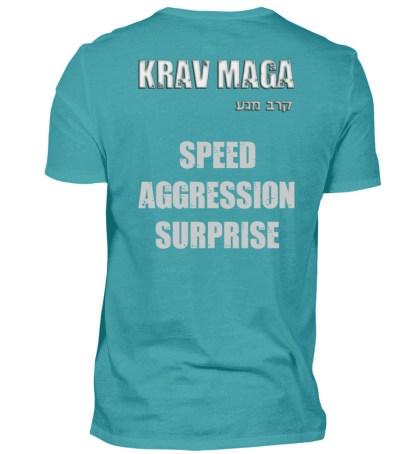 Speed Aggression Surprise - Herren Shirt-1242