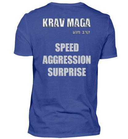 Speed Aggression Surprise - Herren Shirt-668