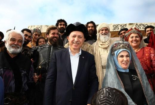 Presidency Of The Republic Of Turkey : President Erdoğan Visits ...