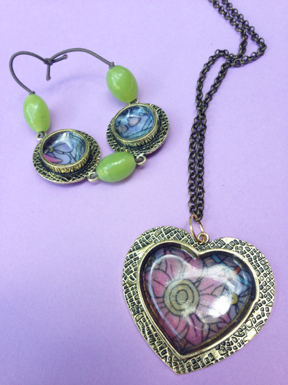 coloring page jewelry  think craftscreateforless