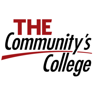 THE Community's College Logo