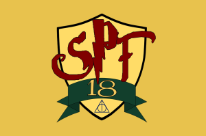 Spring Potter Festival Logo