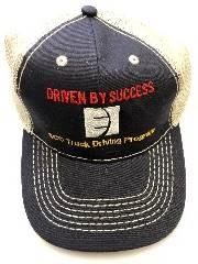 Driven by success trucker hat