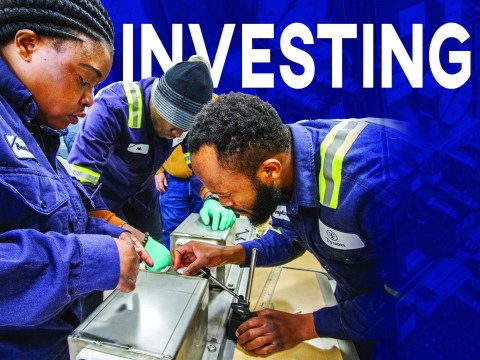 Investing in workers