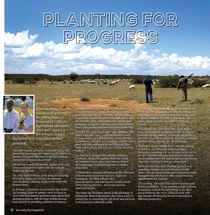 Planting for Progress Article Layout