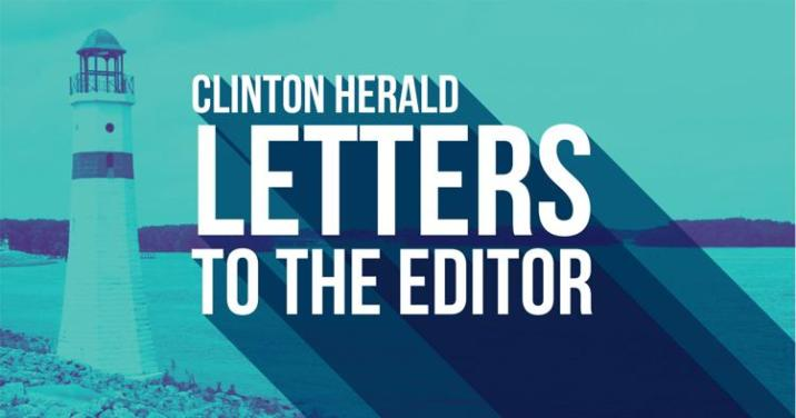 Clinton Herald Letters to the Editor