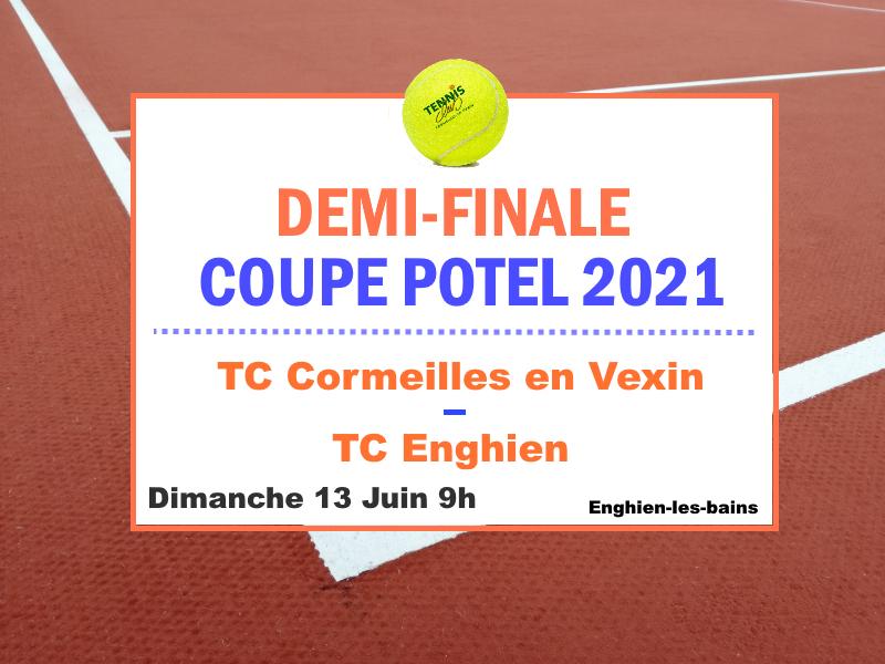 Demi-Finale Coupe Potel