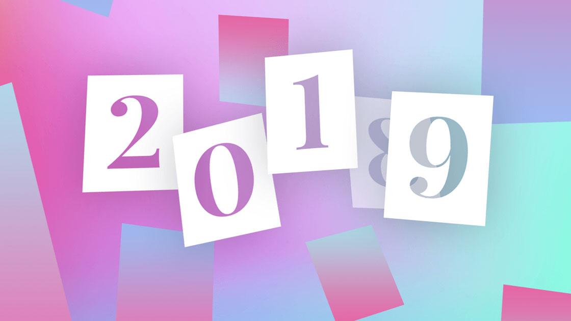 графический дизайн тренды 2019 2