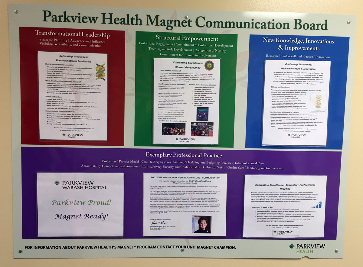 Parkview Comm Board