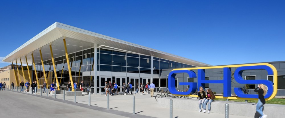 Gering High School Renovation