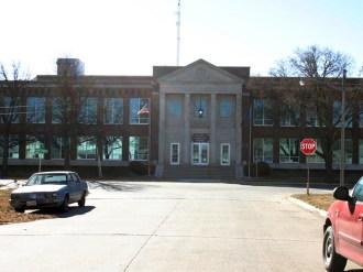 Glass work done by Tri-County Glass Inc. | Central Elementary School, Kearney, NE