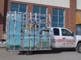 Glass work done by Tri-County Glass Inc. | Hy-Vee Store - Kearney, NE