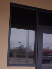 Glass work done by Tri-County Glass Inc. | The Old Bob's Super Store - Kearney, NE