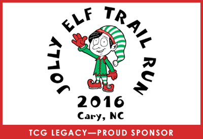 Jolly Elf Trail Run 2016