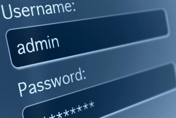Cybersecurity Secure Password