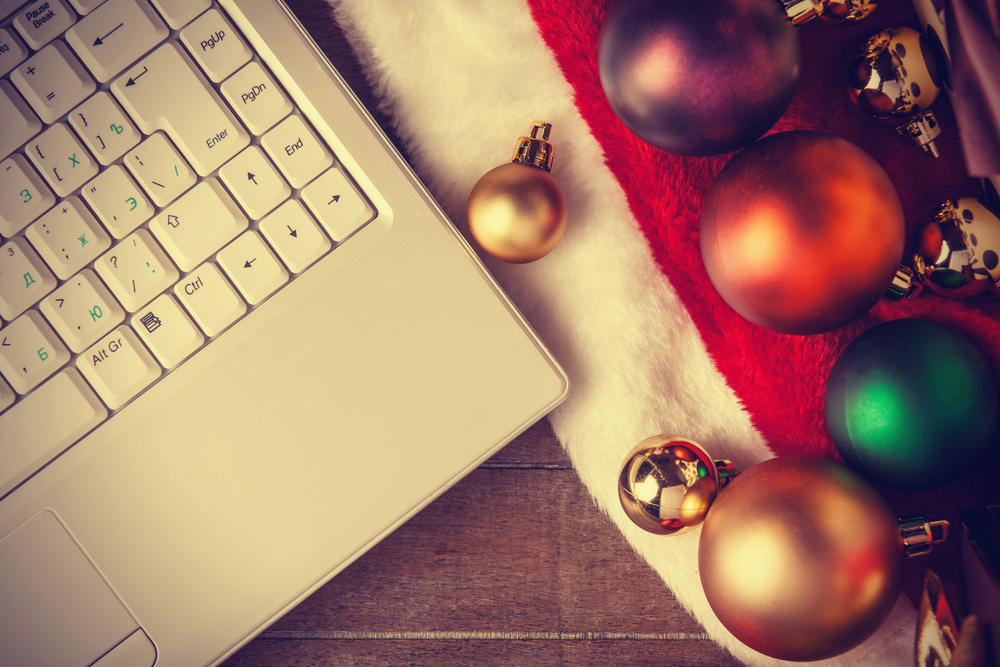The Perils of Holiday Shopping Online @ Work