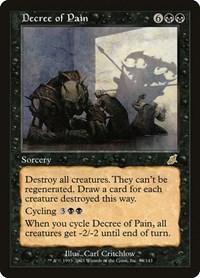 Decree of Pain