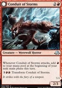 Conduit of Storms