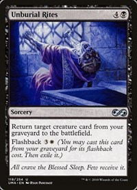 Unburial Rites