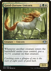 Good-Fortune Unicorn