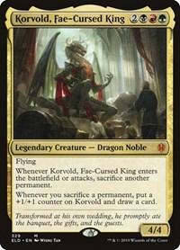 Korvold, Fae-Cursed King