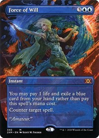 Force of Will (Borderless)