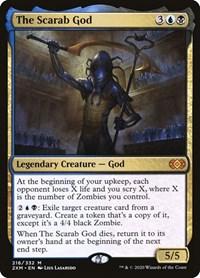 The Scarab God