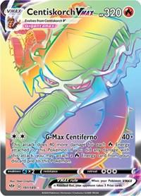 Centiskorch VMAX (Secret)