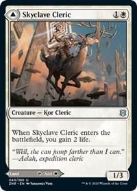 Skyclave Cleric // Skyclave Basilica