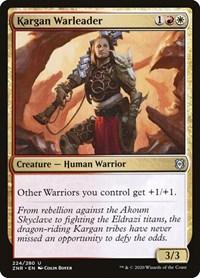 Kargan Warleader