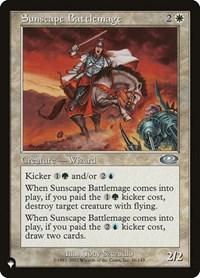 Sunscape Battlemage