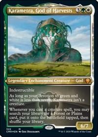 Karametra, God of Harvests
