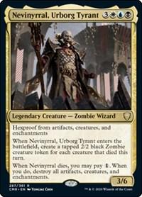 Nevinyrral, Urborg Tyrant