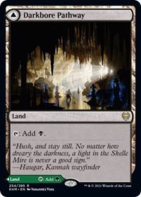 Darkbore Pathway // Slitherbore Pathway