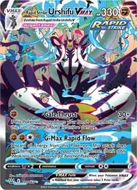 Rapid Strike Urshifu VMAX (170/163)