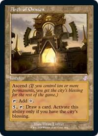 Arch of Orazca (Timeshifted)