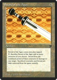Sword of the Ages