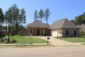 New Custom Home Grayhawk Madison, MS