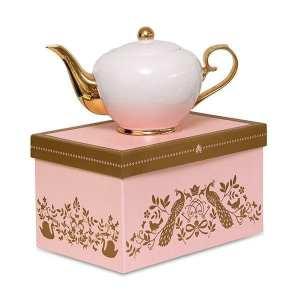 Teapot 1.2L Ivory Image - Tchaba