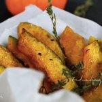Delectable Haitian giraumon, pumpkin fries | tchakayiti.com