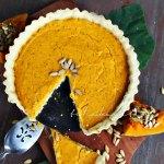 Une délicieuse tarte au giraumon et au fromage à l'haïtienne | tchakayiti.com