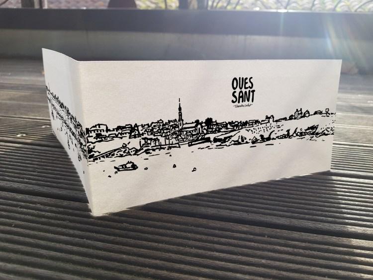 Carte postale créateur Ouessant