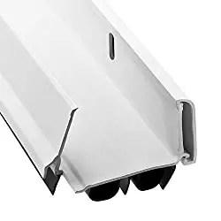 Best U Shaped Door Sweep, Under Door Seal for Exterior Doors